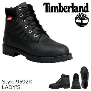 ティンバーランド Timberland レディース JUNIOR 6 INCH PRM HELCOR CARBON FIBER BOOT ブーツ 6インチ プレミアム 9592R Wワイズ