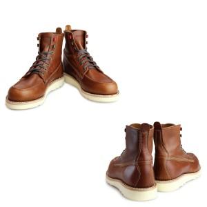 bbceab080950 ウルヴァリン WOLVERINE ブーツ メンズ LOUIS WEDGE BOOT Dワイズ W40411 ...