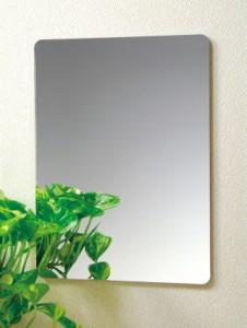 """""""【送料無料】割れない鏡!安心・安全!セーフティミラーM 高さ40×幅29.5cm_"""""""