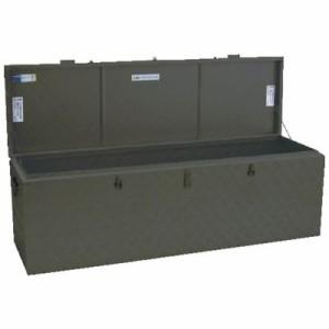 【個数:1個】 アルインコ  BXA150GR  万能アルミ製BOX ODグリーン色 BXA150GR