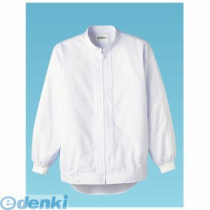 [SZY1503] 男女兼用長袖ジャンパー DCP514 M (ホワイト) 4905001211300