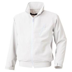 4930269362327 空調風神服 BK6057 長袖ジャケット 色:ホワイト サイズ:5L