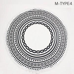 4562351032773 【10個入】 ラウンドタオル MTYPE4