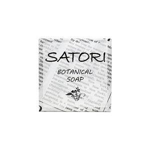 """""""4573342840239 【48個入】 SATORI BOTANICAL SOAP フェイシャルソープ 80g"""""""