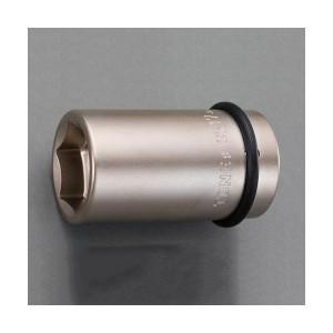 """エスコ EA164NL-4119 1""""DR/41x19mm ホイールナット用ソケット アウター/インナー用 EA164NL4119"""