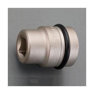 """エスコ EA164NL-519 1""""DR/19mm ホイールナット用インパクトソケット インナーナット用 EA164NL519"""