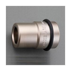 """エスコ EA164NL-619 1""""DR/19.0mmホイールナット用インパクトソケット インナーナット用 EA164NL619"""