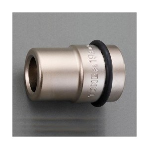 """エスコ EA164NL-622 1""""DR/21.5mmホイールナット用インパクトソケット インナーナット用 EA164NL622"""