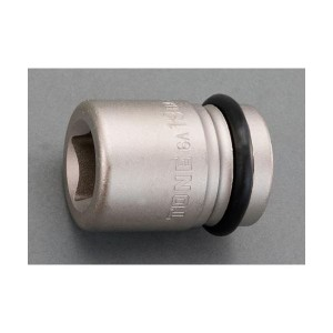 """エスコ EA164NP-119 3/4""""DR/19mmホイールナット用インパクトソケット インナーナット用 EA164NP119"""