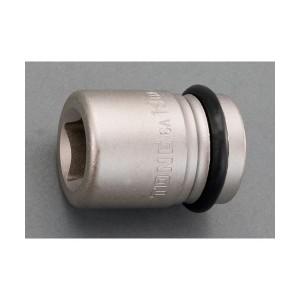 """エスコ EA164NP-121 3/4""""DR/21mmホイールナット用インパクトソケット インナーナット用 EA164NP121"""
