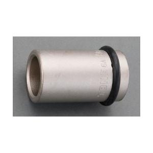 """エスコ EA164NP-19 3/4""""DR/19mmホイールナット用インパクトソケット インナーナット用 EA164NP19"""