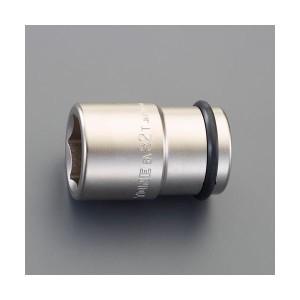 """エスコ EA164NP-33 3/4""""DR/33mmホイールナット用インパクトソケット アウターナット用 EA164NP33"""