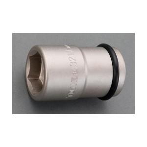 """エスコ EA164NP-4121 3/4""""DR/41x21mm ホイールナット用ソケット アウター/インナー用 EA164NP4121"""