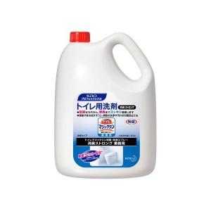 【個人宅配送不可】エスコ EA922KD-12A 直送 代引不可 4.5L トイレ洗剤 マジックリン消臭ストロング/4個 EA922KD12A