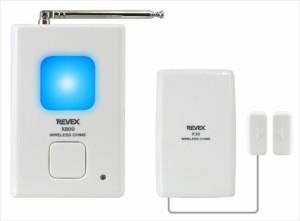 Xシリーズ ドア窓チャイムセット リーベックス X830