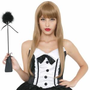 4b9dc9751318 Magical Doll Premium 羽鞭 black むち ムチ SM 女王様 コスプレ 仮装 変装 グッズ 小道具