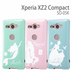 6088cdbdbf Xperia XZ2 Compact SO-05K XperiaXZ2Compact ケース ディズニーキャラクター TPUソフトケース Disney  エクスぺリアXZ2コンパクト
