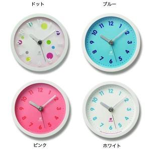 子供部屋 壁掛け時計 子供 掛け時計 おしゃれ カラフル ポップ かわいい アナログ時計 candy clock LC05-15