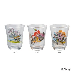 ガラスコップ カップ ディズニー キャラクター プレゼント かわいい おしゃれ タンブラー D-AL01 硝子タンブラー