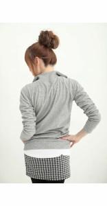【即納】クラウン刺繍パイル織パーカ【NN25L11】【FS_708-4】