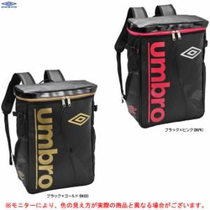 df16a3770041 UMBRO(アンブロ)ラバスポスクエアバッグ(UUALJA21)サッカー バッグ リュックサック バック