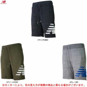 a76a701565c5c new balance(ニューバランス)ヘザーショーツ ショートパンツ(AMS81536)スポーツ ウェア ランニング パンツ