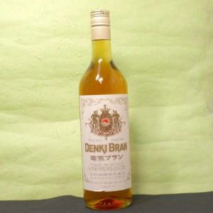 12本まで送料1本分  北海道 沖縄 離島除く ヤマト運輸  電気ブラン40度 720ml瓶 合同酒精