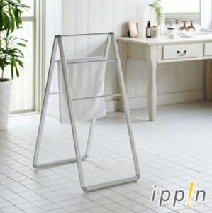 IPPIN ランドリースタンド IPP-300(ランドリースタンド/洗濯スタンド/スリム)