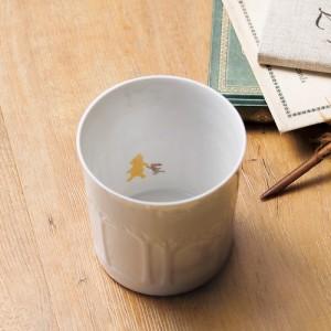 DISNEY 100ACRE KOMOREBI CUP ディズニー 100エーカーこもれびカップ ペア 3520-02(プーさんの磁器)【F】