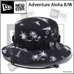 帽子 キャップ cap ハット メンズ レディース ニューエラ NEW ERA Adventure Aloha B/W ブラックアロハ