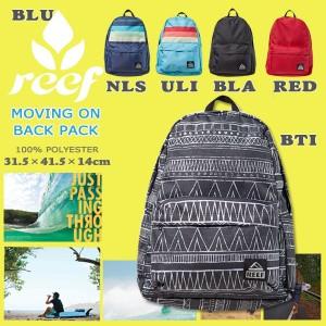 メンズ カジュアル バックパック リーフ REEF MOVING ON BACK PACK rf-sp