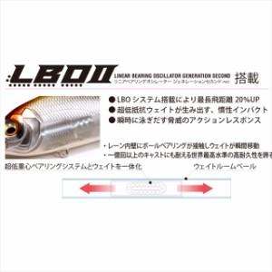 メガバス FLAP SLAP LBO(フラップスラップ LBO) シースルーマットタイガー