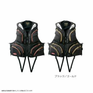 GM-2174 全2色 (R) ◆ がまかつ フローティングベスト ウィンドストッパー