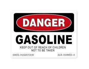 ガソリン携行缶 1lの画像