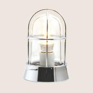 ガーデンライト LED 庭園灯 屋外 照明 マリンライト BH1000 CR CL LE クリアガラス 門柱灯 門灯 外灯 玄関 スタンドライト 照明器具 おし