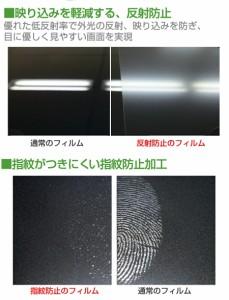 メール便送料無料/HUAWEI nova lite[5.2インチ]機種で使える 折り畳みスタンド 黒 と ブルーライトカット 液晶保護フィルム