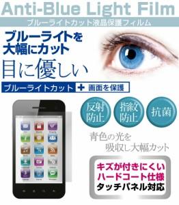 メール便送料無料/シャープ 507SH Android One ワイモバイル[5インチ] スマホ ショルダーポーチ ブルーライトカット 液晶保護フィルム