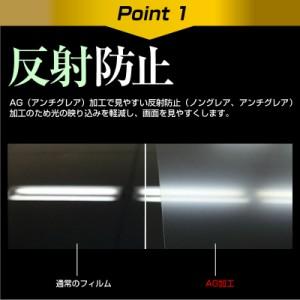 メール便送料無料/東芝 dynabook NZ40/TG PNZ40TG-NYA[10.1インチ] 反射防止 液晶保護フィルム と アクセサリ収納ケース