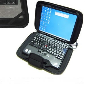 メール便送料無料/パナソニック Let's note XZ6 CF-XZ6[12インチ] 反射防止 液晶保護フィルム と 衝撃吸収 タブレットPCケース セット