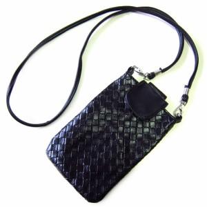メール便送料無料/Galaxy S7 edge SCV33 Olympic Games Edition[5.5インチ]ショルダーポーチ ブルーライトカット液晶保護フィルム