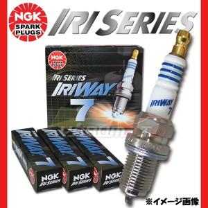 トヨタ WiLL サイファ NCP75 NGK 高熱価プラグ IRIWAY7 4558 1本