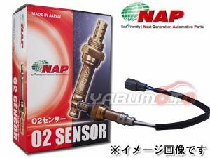 O2センサー 高性能 NAP 【日産】 ピノ HC24S 22740-4A00B エキマニ用/フロント【SZO-0009】