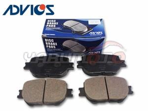 ヴェロッサ GX110 フロント ブレーキパッド ADVICS アドヴィックス