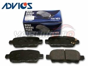 スカイラインセダン HV35 PV35 リア ブレーキパッド ADVICS アドヴィックス