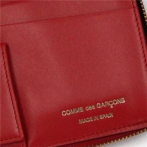 COMME des GARCONS(コムデギャルソン) 長財布 SA0110PD RED