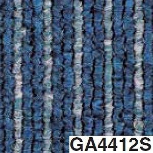 東リ タイルカーペット GA400S (ストライプ) サイズ 50cm×50cm 色 GA4412S 12枚セット 【日本製】