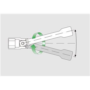 STAHLWILLE(スタビレー) 509/3W (1/2SQ)エキステンションバー 75MM(13010006)