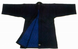 剣道衣 色落ち止め二重(背継)(綿100%) 2.5号 剣道着/防具/竹刀/小手なら武道園