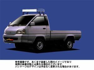 ルーフキャリア タフレック CL325B トヨタ TOYOTA ライトエーストラック / KM70 KM75 KM80 KM85 Cシリーズ TUFREQ CL325B