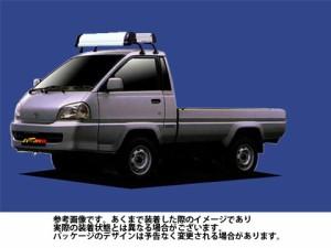 ルーフキャリア タフレック KL325B トヨタ TOYOTA ライトエーストラック / KM70 KM75 KM80 KM85 Kシリーズ TUFREQ 精興工業
